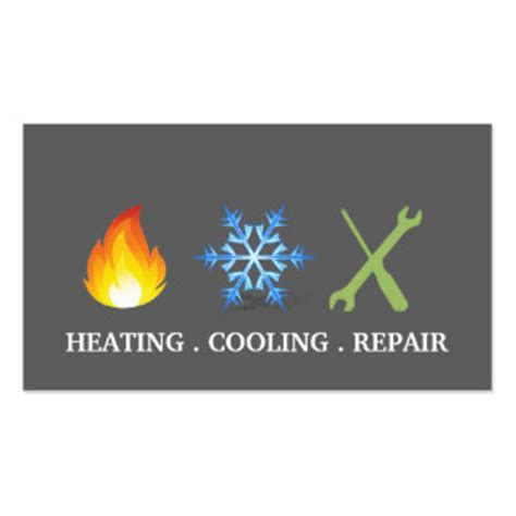 Heating cooling business plan